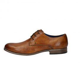 Bugatti Tan Leather Shoe