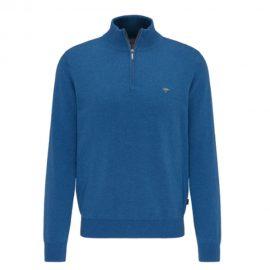 Fynch-Hatton Half Zip Sweater