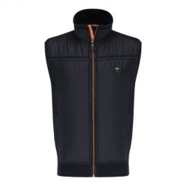 Fynch-Hatton Navy Gillet
