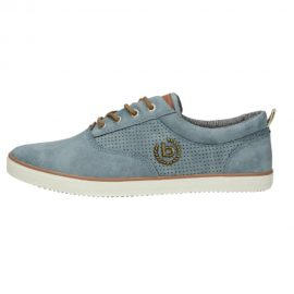 Bugatti Blue Sneakers