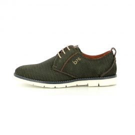 Bugatti Green Shoe