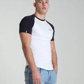 Diesel Peyton T-Shirt – Optic white