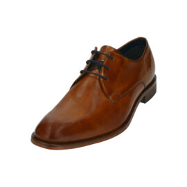 Bugatti tan leather shoes