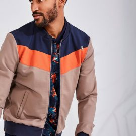 4 funky flavours jacket