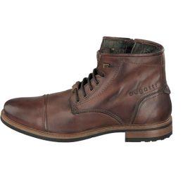Bugatti brown leather boot