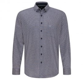 Fynch Hatton regular fit cotton shirt