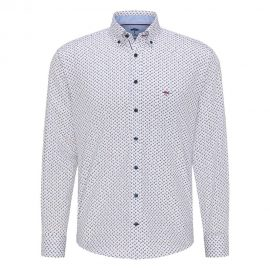 Fynch Hatton regular fit printed shirt