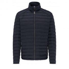 Fynch Hatton lightweight down jacket – Navy