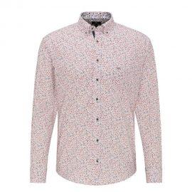 Fynch Hatton regular fit floral printed shirt