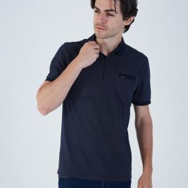 Diesel armando polo top –  night sky