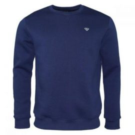 Walker and Hunt blue sweatshirt