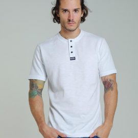 Diesel Julius henly white tshirt