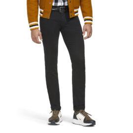 Meyer M5 Slim fit black jeans