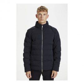 Matinique dark navy MAakewyn jacket