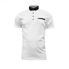 Swade white polo