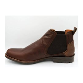 Dubarry brown ankle boot