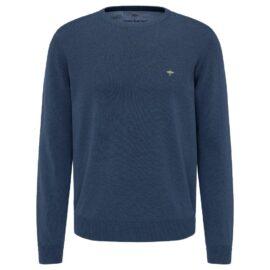 Round Neck Fynch Hatton sweater – night
