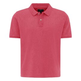 Fynch Hatton polo top hibiscus