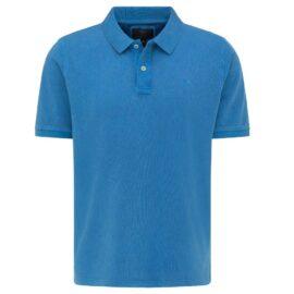 Fynch Hatton polo top royal blue