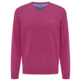 V Neck Fynch Hatton sweater – Malaga