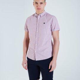 Diesel Bert short sleeve shirt – rose