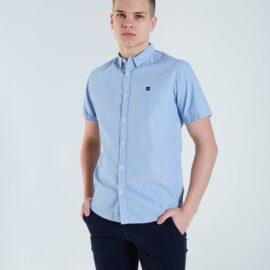 Diesel Bert short sleeve shirt – blue
