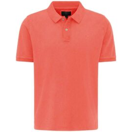 Fynch Hatton polo top – flame