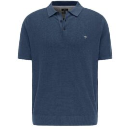 Polo – structured knit by Fynch Hatton – night