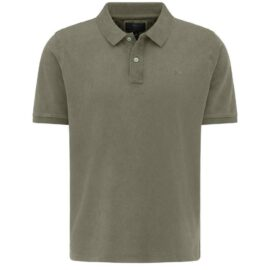 Fynch Hatton polo top – thistle