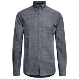 Rajko Insigna blue cotton shirt by Solid