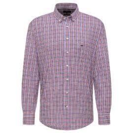 Multi colour check shirt Fynch Hatton