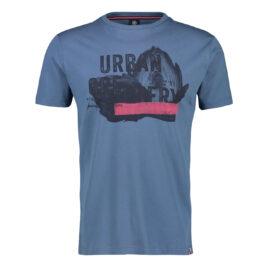 Blue Lerros tshirt